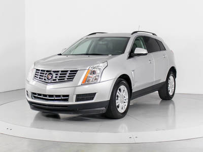 Used CADILLAC SRX 2015 WEST PALM FWD