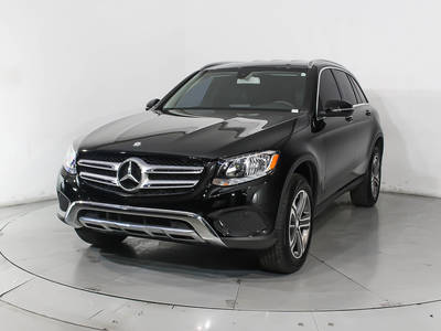 Used MERCEDES-BENZ GLC-CLASS 2016 MIAMI GLC300