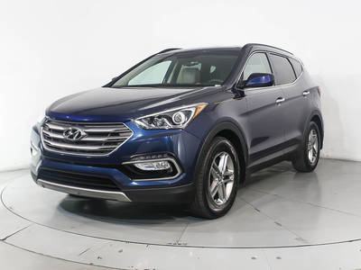 Used HYUNDAI SANTA-FE-SPORT 2017 HOLLYWOOD