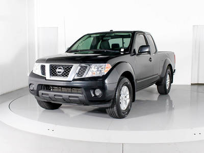 Used NISSAN FRONTIER 2017 MARGATE Sv King Cab