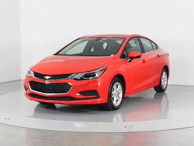 Used CHEVROLET CRUZE 2018 WEST PALM LT