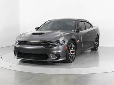 Used DODGE CHARGER 2016 WEST PALM R/t Scat Pack