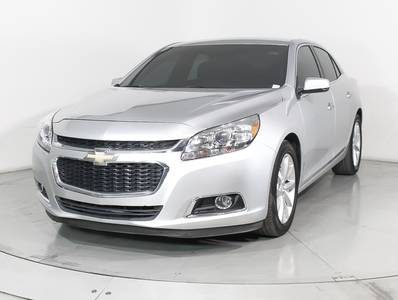 Used CHEVROLET MALIBU-LIMITED 2016 MIAMI LTZ (1LZ)