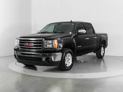 Used GMC SIERRA 2013 WEST PALM SLE