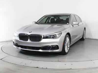 Used BMW 7-SERIES 2016 HOLLYWOOD 740I