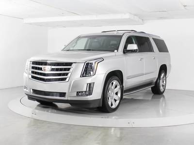 Used CADILLAC ESCALADE-ESV 2016 WEST PALM LUXURY