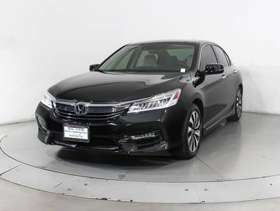 Used HONDA ACCORD-HYBRID 2017 MIAMI HYBRID TOURING