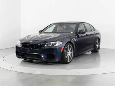 Used BMW M5 2015 WEST PALM Competition Package