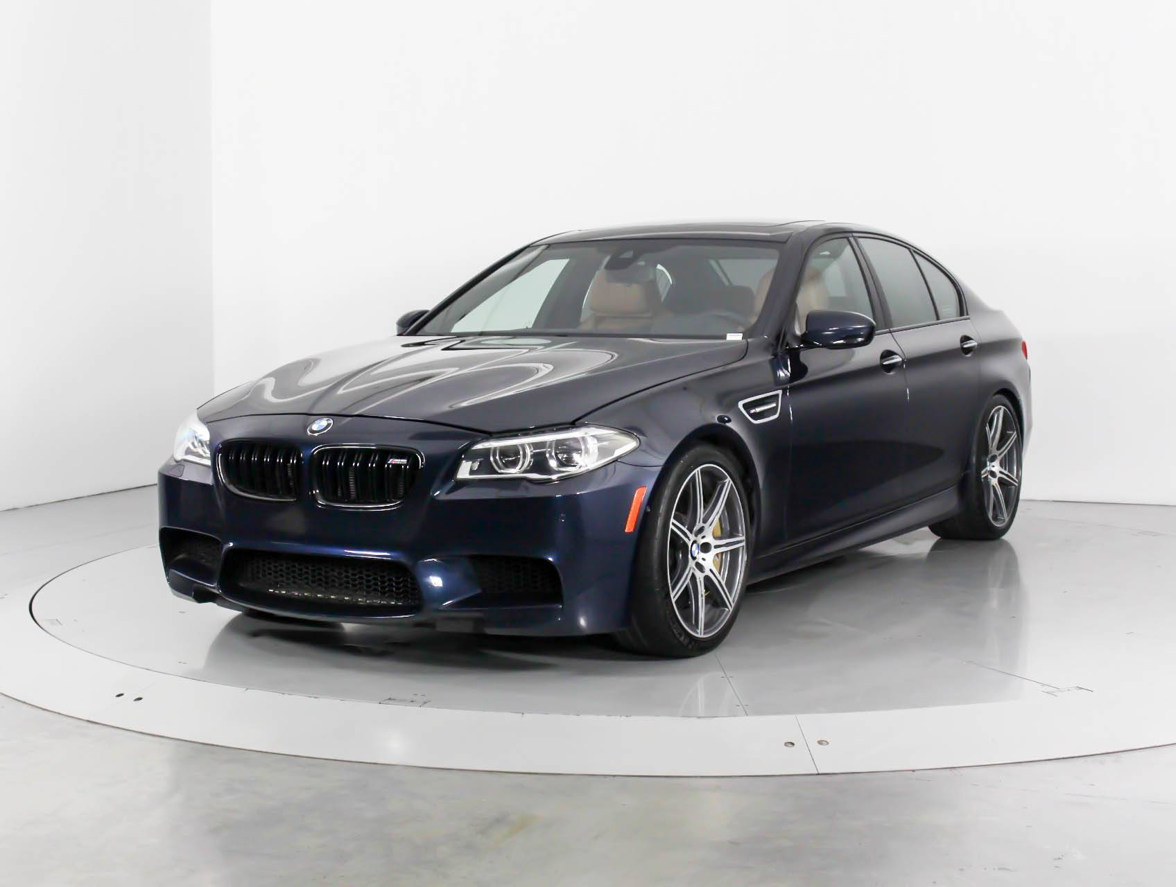 Used 2015 BMW M5 Competition Package Sedan for sale in WEST PALM, FL