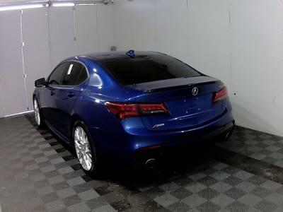 Used ACURA TLX 2018 WEST PALM TECH A-SPEC