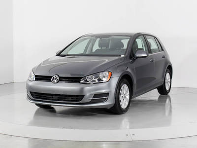 Used VOLKSWAGEN GOLF 2017 WEST PALM S