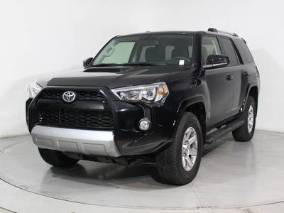 Used TOYOTA 4RUNNER 2016 MARGATE Trail 4x4