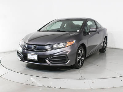 Used HONDA CIVIC 2015 HOLLYWOOD EX