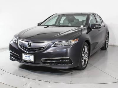 Used ACURA TLX 2016 HOLLYWOOD Tech Pkg V6