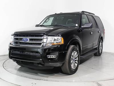 Used FORD EXPEDITION 2017 MIAMI Xlt 4x4
