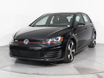 Used VOLKSWAGEN GTI 2016 HOLLYWOOD Se