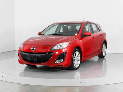 Used MAZDA MAZDA3 2010 WEST PALM Sport