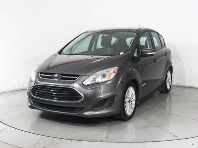 Used FORD C-MAX-HYBRID 2017 HOLLYWOOD SE