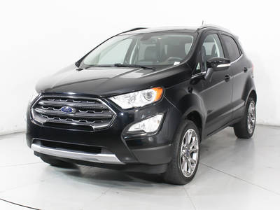Used FORD ECOSPORT 2018 HOLLYWOOD Titanium 2.0t Awd