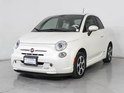 Used FIAT 500E 2016 HOLLYWOOD Battery Electric