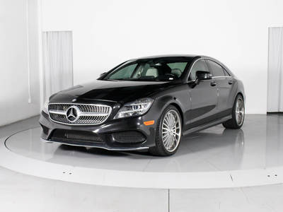 Used MERCEDES-BENZ CLS-CLASS 2015 MIAMI CLS400