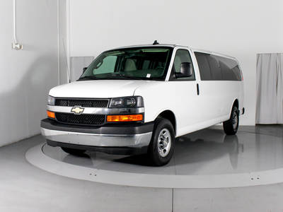Used CHEVROLET EXPRESS 2017 MARGATE Lt Passenger