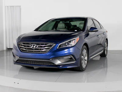 Used HYUNDAI SONATA 2016 MARGATE Limited