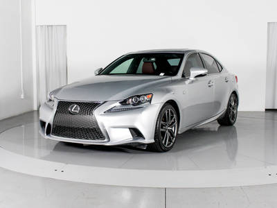 Used LEXUS IS-200T 2016 HOLLYWOOD F Sport