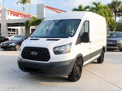 Used FORD TRANSIT-VAN 2018 WEST PALM High Top