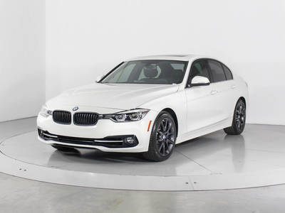 Used BMW 3-SERIES 2016 WEST PALM 340I