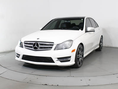 Used MERCEDES-BENZ C-CLASS 2013 HOLLYWOOD C250 Sport Pkg