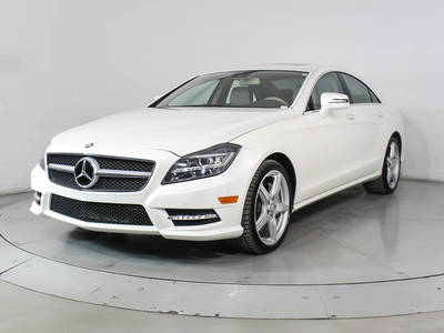 Used MERCEDES-BENZ CLS-CLASS 2014 HOLLYWOOD CLS550
