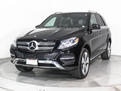 Used MERCEDES-BENZ GLE-CLASS 2016 HOLLYWOOD GLE350 4MATIC