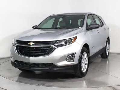 Used CHEVROLET EQUINOX 2018 MARGATE LS