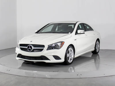 Used MERCEDES-BENZ CLA-CLASS 2015 WEST PALM CLA250