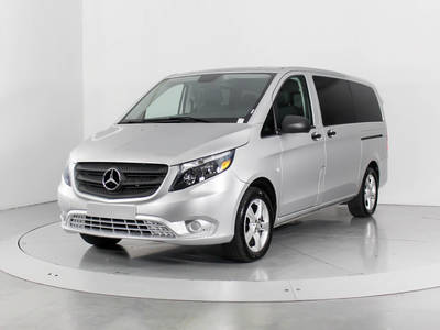 Used MERCEDES-BENZ METRIS 2018 WEST PALM Passenger Van