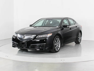 Used ACURA TLX 2016 WEST PALM TECHNOLOGY PACKAGE