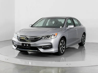 Used HONDA ACCORD 2016 WEST PALM EX-L