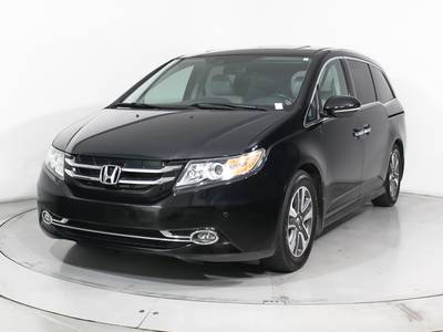 Used HONDA ODYSSEY 2014 WEST PALM TOURING ELITE