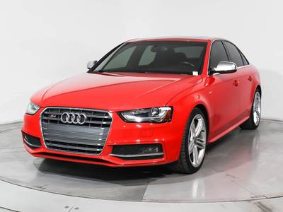 Used AUDI S4 2014 WEST PALM PREMIUM PLUS