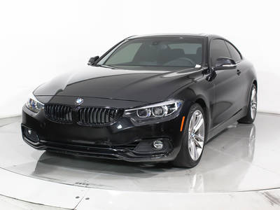 Used BMW 4-SERIES 2018 MIAMI 430I SULEV