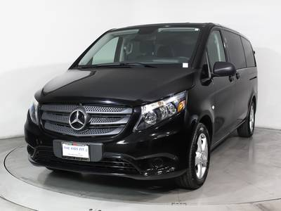 Used MERCEDES-BENZ METRIS 2018 HOLLYWOOD Passenger Van
