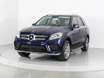 Used MERCEDES-BENZ GLE-CLASS 2016 WEST PALM Gle350 Sport