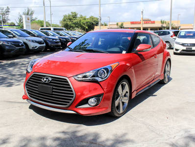 Used HYUNDAI VELOSTER 2016 MIAMI Turbo