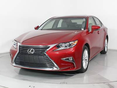 Used LEXUS ES-350 2016 MIAMI Luxury
