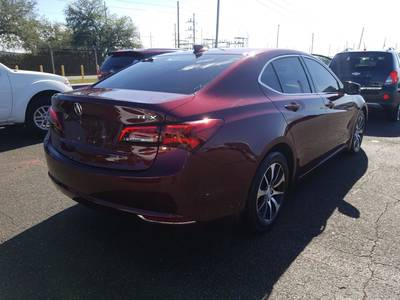 Used ACURA TLX 2015 MARGATE