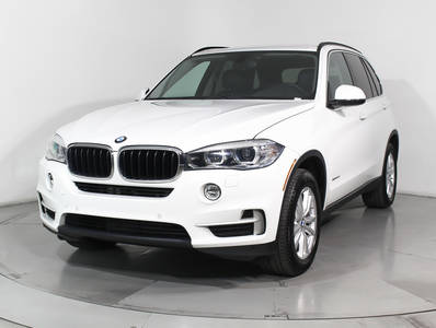 Used BMW X5 2015 MIAMI XDRIVE35D