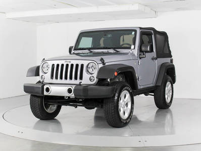 Used JEEP WRANGLER 2015 WEST PALM SAHARA