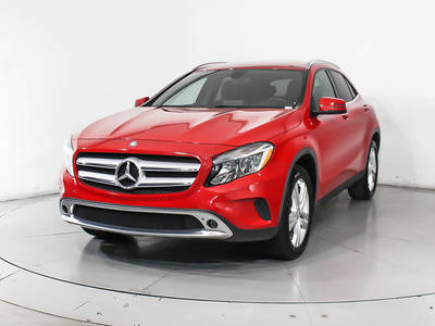 Used MERCEDES-BENZ GLA-CLASS 2016 HOLLYWOOD GLA250
