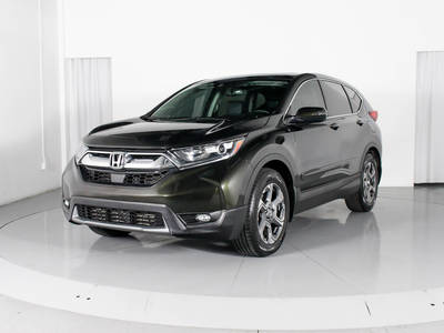 Used HONDA CR-V 2017 WEST PALM Ex-L Nav